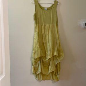 Color Me Cotton Maxi Dress